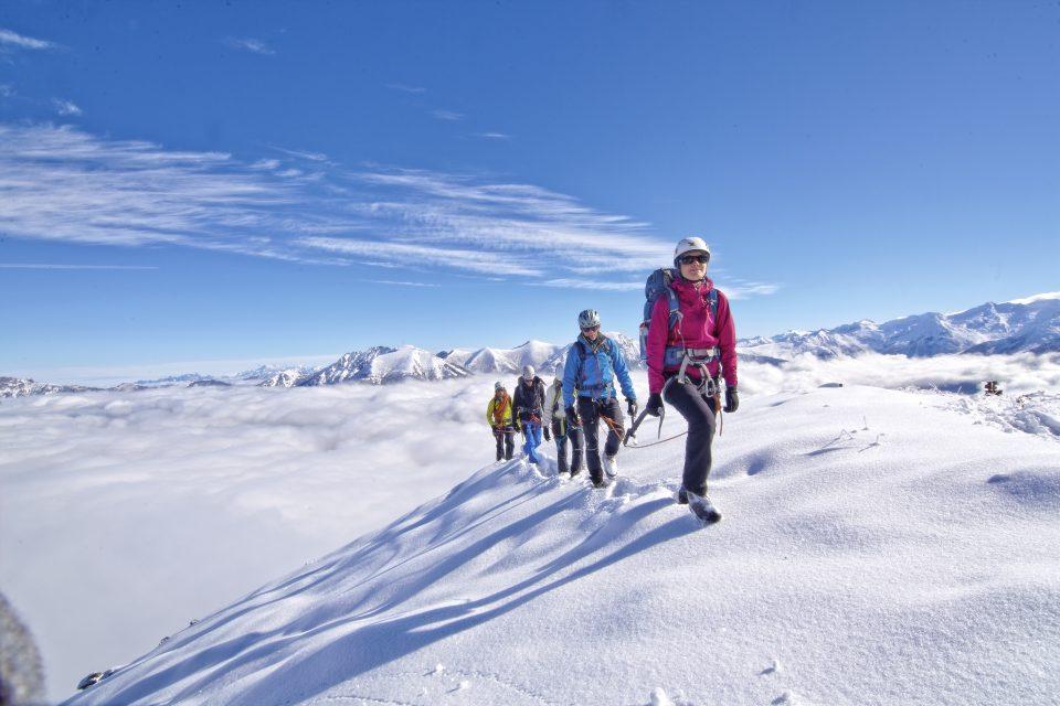 Gipfelstürmer gesucht